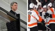 The Flyers Are Starting to Do Some Convincing With GM Chuck Fletcher