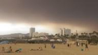 Smoke Over Santa Monica