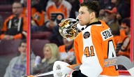 Flyers Goalie Anthony Stolarz Activated Off Injured Reserve, Loaned to Phantoms