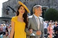 Amal, George Clooney