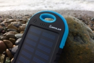 Solar Panels to Go: Brolar Sun-Powered USB Charger