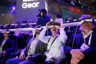 APTOPIX Gadget Show Samsung