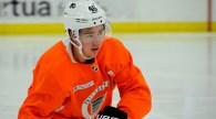One Long Day Should Give Flyers Prospect Bobby Brink Plenty of Motivation