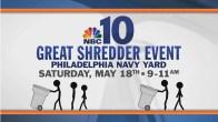 NBC10's Great Shredder Event