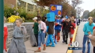 Chestnutwold Halloween Students