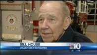 70 year old Volunteer Fire Fighter