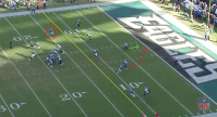 What Went Wrong on Eagles' Final Drive Vs. Panthers? A Look at the Film