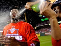 Home Run Howard Named MVP