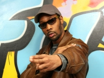 "RZA Is ""The Man With the Iron Fist"""