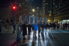 Protesters March After Deadly PD Shooting Video Released