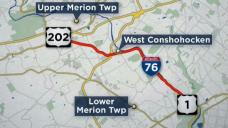 Drive on I-76? Overnight Lane Closures Are Upon Us