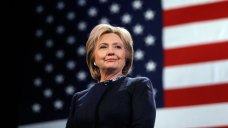 Clinton's Pledge: Steady Hand at 'Moment of Reckoning' <br...