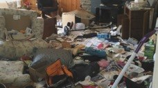 Burglars Ransack Elderly Woman's Home