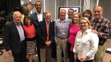 'Bye Bye Bala': NBC10 Says Goodbye to Original Studio