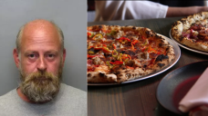 Man Tries to Run Over Pizzeria Worker After Dine-and-Dash