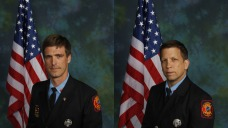 2 Fallen Firefighters Identified, 'Our Family is Hurting'