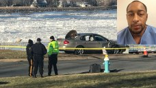 Man Crashes Into Icy River, Leaves Girlfriend to Die: Police