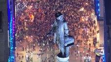 Philly Fans Celebrate Super Bowl-Bound Eagles