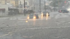 Severe Storms With Flooding, Hail, Wind Slam Region