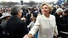 Why Hillary Clinton's Outfit on Inauguration Day Made a Bold...