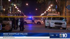 Catch Up Quickly: Gunfire Erupts in Center City