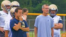 High School Football Coach Inspires Team While Battling ALS