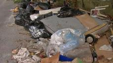 Illegal Dumping Plagues Philly Street