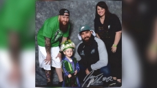 Jason Kelce to Help Local Couple With Gender Reveal