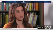 NBC10 Reporter Recalls Miss USA Pageant With President Trump