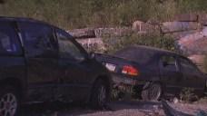 3 Hurt in Possible Street Racing Crash in Philly