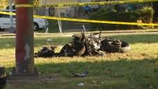 Rider on Stolen Motorcycle Dies in Boulevard Crash: Police