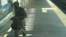 Caught on Cam: Gunman Robs Woman at SEPTA Station: Police