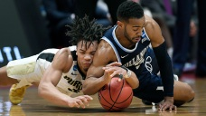 'Nova Loses 87-61 to Purdue, Knocked Out of Tourney