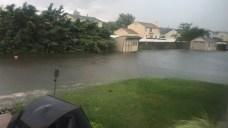 Heavy Rain, Hail, Flooding Hit Region
