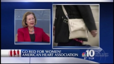 'Go Red' to Save Women from Heart Disease