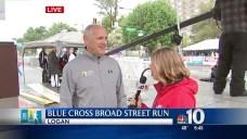 IBX CEO Daniel Hilferty Talks Blue Cross Broad Street Run