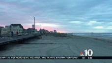 Beautiful Sunrise to Start Work Week Down the Shore