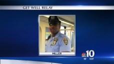 'Get Well' Run Benefits Officer Injured in Hit-Run