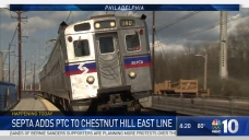 SEPTA Adds PTC to Chestnut Hill East Line