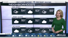 First Alert Weather: 60 Degrees Follows Incoming Nor'easter