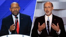 Wolf, Nutter Denounce Trump in DNC Speeches