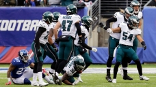 Grading the Eagles' 34-29 Win Over the Giants in Week 15