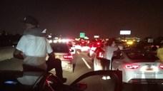 10-Car Crash on NJ Turnpike, 15 Hurt