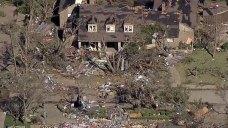Tornado Touches Down in Dallas; Major Damage Reported