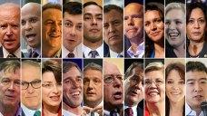 Lineups Set for 2nd Democratic Debate