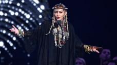VMAs: Madonna's Aretha Franklin Tribute Earns Backlash