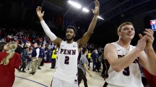 Penn Ends Villanova's City Supremacy in 78-75 Upset Win