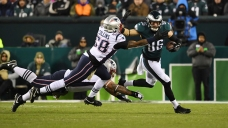 Patriots Top CB Says Zach Ertz Was 'Crying' to Officials