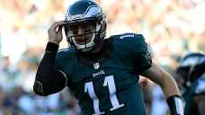 Wentz Earns NFC Offensive Player of the Week Honors