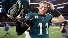 Carson Wentz Leading All NFL Players in Pro Bowl Fan Voting